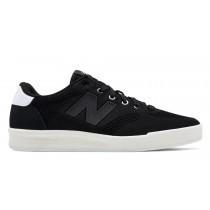 New balance chaussures pour hommes 300 classic noir et blanc CRT300-283