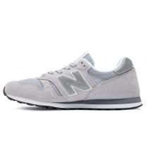 New balance chaussures unisex 373 modern classics casual gris et argent ML373-121
