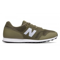 New balance chaussures pour hommes 373 lifestyle olive et gris MD373-286