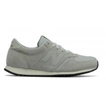 New balance chaussures unisex 420 70s running gris et d'or et blanc U420-133