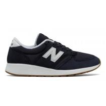 New balance chaussures pour femmes 420 re-engineered lifestyle phantom et sea salt WRL420-219