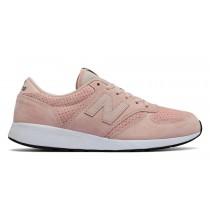 New balance chaussures unisex 420 re-engineered lifestyle powder et blanc et noir MRL420-142