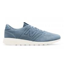 New balance chaussures pour hommes 420 re-engineered lifestyle bleu et blanc MRL420-288