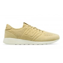 New balance chaussures pour hommes 420 re-engineered lifestyle tan et blanc MRL420-289