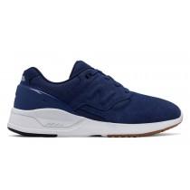 New balance chaussures pour hommes 530 lifestyle bleu et blanc MRL530-303