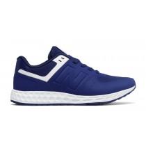 New balance chaussures pour femmes 574 fresh foam casual basin et blanc WFL574-236