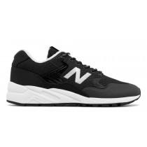 New balance chaussures unisex 580 90s running noir et blanc MRT580X-169