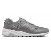 New balance chaussures unisex 580 deconstructed lifestyle argent et blanc MRT580-170