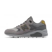 New balance chaussures pour femmes 580 casual gris et d'or WRT580-246