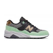 New balance chaussures pour femmes 580 casual agave et noir et blanc WRT580-247