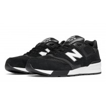 New balance chaussures pour hommes 597 lifestyle noir et blanc ML597-336