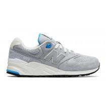New balance chaussures pour femmes 999 casual argent vison WL999-271