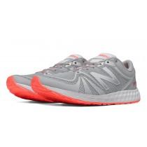 New balance chaussures pour femmes fresh foam 822v2 entraînement argent et dragonfly WX822-276