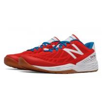 New balance chaussures pour hommes fresh foam 80v3 entraînement rouge et blanc MX80-363
