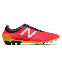 New balance chaussures pour hommes furon pro ag football brillant cerise et galaxy et firefly MSFURA-377