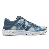 New balance chaussures pour femmes 711v2 baskets foncé porcelain bleu et blanc WX711-314