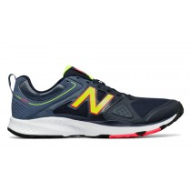 New balance chaussures pour hommes 777v2 entraînement gris et jaune MX777-405
