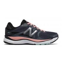 New balance chaussures pour femmes 880v6 running thunder et bleached sunrise W880-338