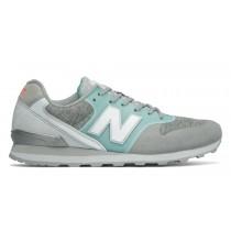 New balance chaussures pour femmes 996 lifestyle lumière bleu et blanc WR669-340