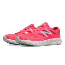 New balance chaussures pour femmes boracay course rose et blanc WBORA-354