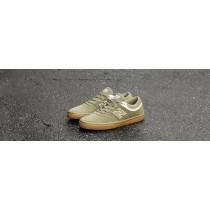 New balance chaussures pour hommes quincy 254 lifestyle olive et gum NM254-437