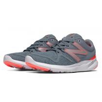 New balance chaussures pour femmes vazee coast course orange et argent WCOAS-360