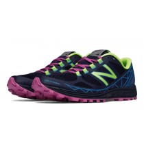 New balance chaussures pour femmes vazee summit trail running abyss et toxic et bayside WTSUM-375
