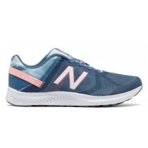New balance chaussures pour femmes vazee transform foncé porcelain bleu et bleached sunrise WX77-376