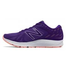 New balance chaussures pour femmes vazee urge course foncé violet et bleached sunrise WURGE-379