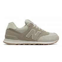 New balance chaussures unisex 574 vintage lifestyle trench et powder ML574-047