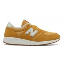 New balance chaussures pour femmes 420 re-engineered lifestyle saffron et sea salt WRL420-021