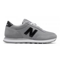 New balance chaussures pour femmes 501 classic core argent vison et noir et pomegranate WL501-025