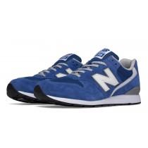 New balance chaussures unisex 996 suede casual bleu MRL996-065