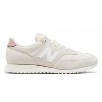 New balance chaussures pour femmes 620 70s running blanc asparagus et rose CW620-053