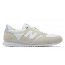 New balance chaussures pour femmes 420 70s running sea salt et blanc WL420-014