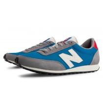 New balance chaussures unisex 410 lifestyle gris et bleu U410-080