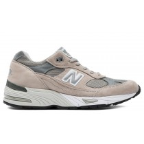 New balance chaussures unisex 991 leather casual gris M991-061
