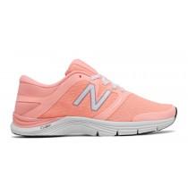 New balance chaussures pour femmes 711v2 baskets bleached sunrise et sunrise glo et blanc WX711-132