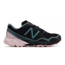New balance chaussures pour femmes 910v3 running noir et bleached sunrise et alpha rose WT910-160