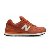 New balance chaussures pour femmes 574 canvas casual spice market WL574-036