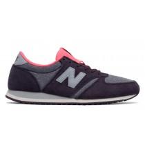 New balance chaussures pour femmes 420 casual plum et guava WL420-024