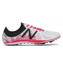 New balance chaussures pour femmes ld5000v4 running blanc et rose WLD5000-096