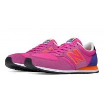 New balance chaussures pour femmes 420 azalea et lazarite et apricot WL420-018