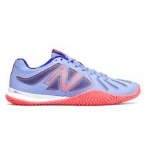 New balance chaussures pour femmes 60 tennis bleu et guava WC60-118
