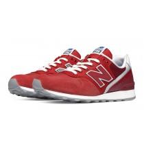 New balance chaussures pour femmes 996 adrenaline lifestyle rouge et blanc WR996-061