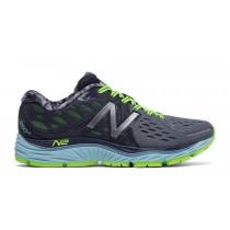 New balance chaussures pour femmes 1260v6 running gunmetal et ozone bleu W1260-107