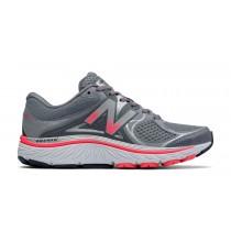 New balance chaussures pour femmes 940v3 running argent et guava et gris W940-161