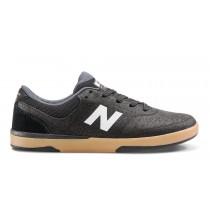 New balance chaussures unisex pj stratford 533 lifestyle noir et blanc et gum NM533-087
