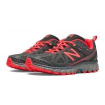New balance chaussures pour femmes 610v4 course lead et steel et brillant cerise WT610-119