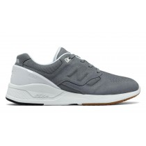 New balance chaussures pour hommes 530 lifestyle charcoal et blanc MRL530-037